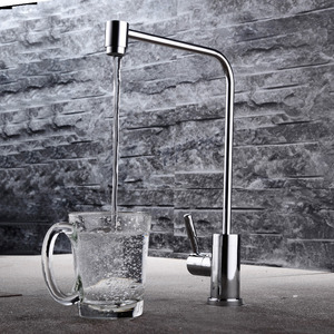 Designer One Handle Chrome Kitchen Faucet Sale