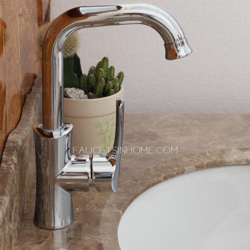 rotatable one hole chrome discount bathroom faucets, Bathroom decor