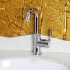 Best Rotatable One Hole Chrome Discount Bathroom Faucets