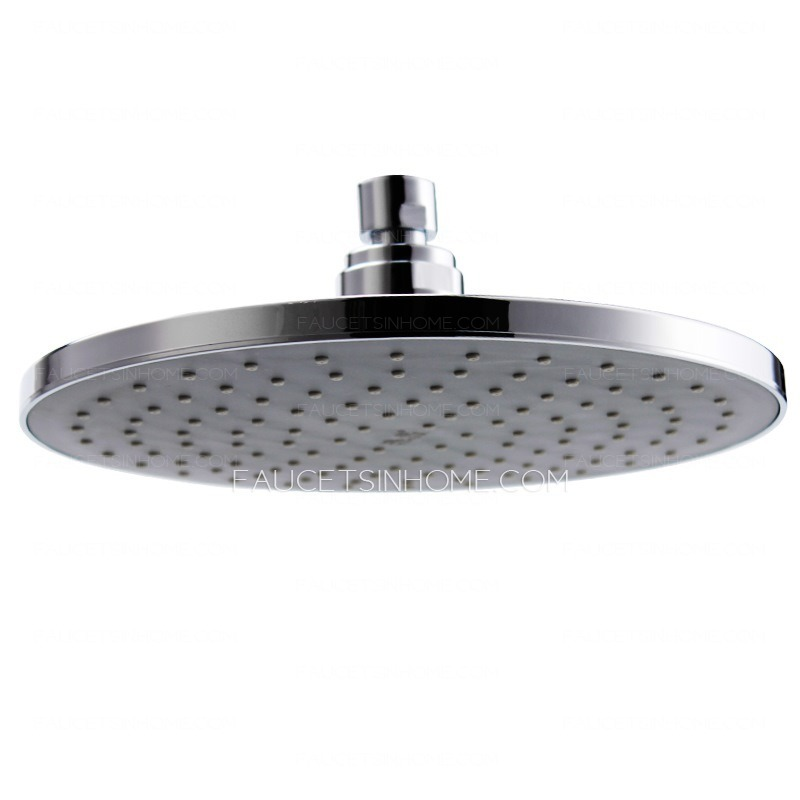 Designer 9 Inch Shower Head In Chrome