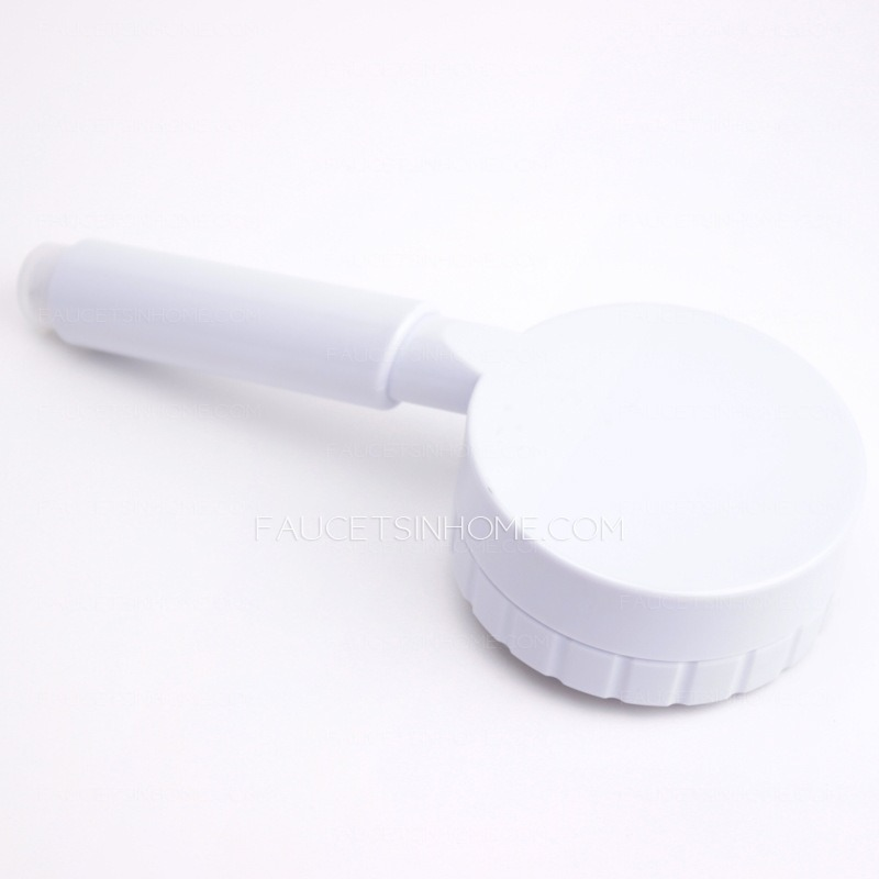 Modern Pressurized ABS Plastic Hand Shower
