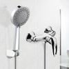 Functional Wall Mount Brass Chrome Wall Mount Shower Faucet