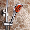 Good Quality Square Shaped Chrome Best Shower Faucet