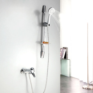 Quality Wall Mount Stainless Steel Shower Faucet For Bathroom