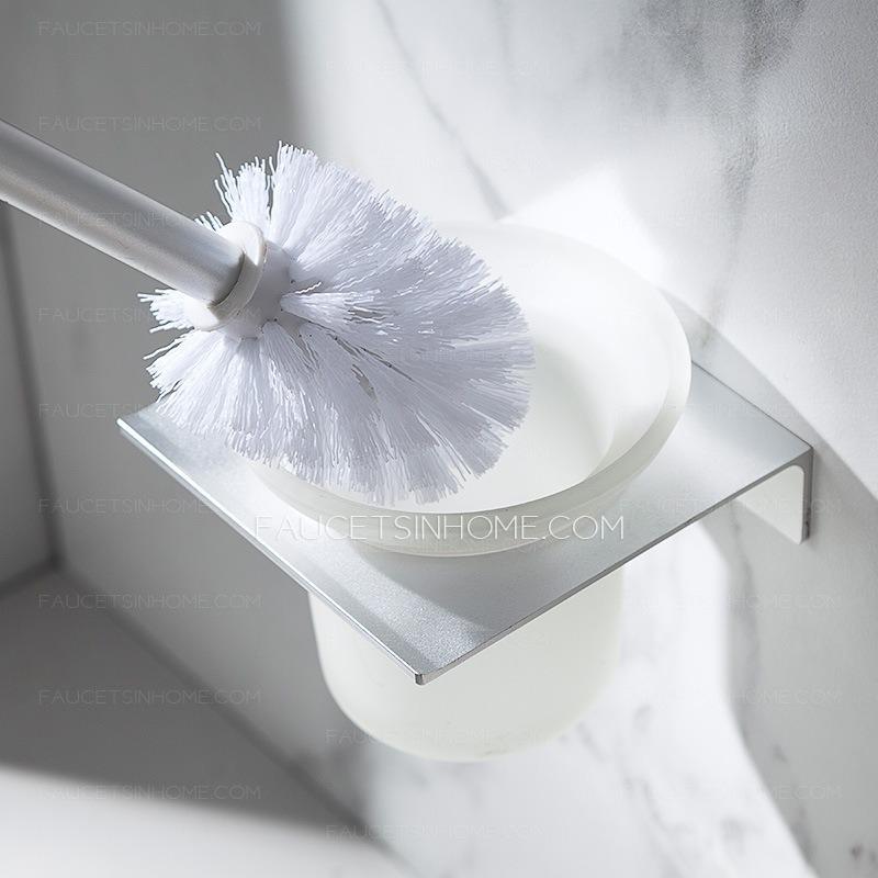 Modern High Quality Aluminum 6-piece Bathroom Accessory Sets