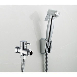 Hot Sale Handled Portable Spray Wall Mounted Bidet Faucets