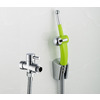 Modern Green 7-Hole Nozzle Wall Mounted ABS Bidet Faucets