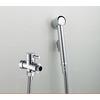 Small Simple Handled Portable Bathroom Bidet Faucets