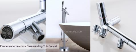 Freestanding Tub Faucet