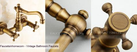 Vintage Bathroom Faucets